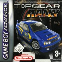 Top Gear Rally Game Boy Advance