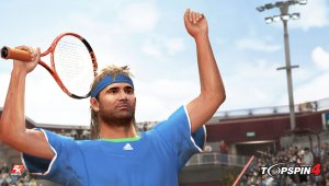 Top Spin Tennis 4, trailer de las Leyendas