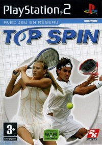 Top Spin Playstation 2