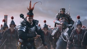 SEGA y Creative Assembly anuncian Total War: Three Kingdoms, ambientado en la Antigua China