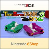 Touch Battle Tank 3D 2 Nintendo 3DS