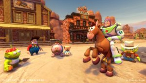 Primer gameplay de Toy Story 3