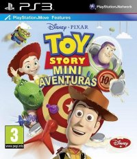 Toy Story Manía! Mini Aventuras PS3
