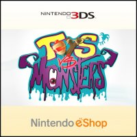 Toys vs Monsters Nintendo 3DS