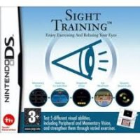 Training For Your Eyes Nintendo DS