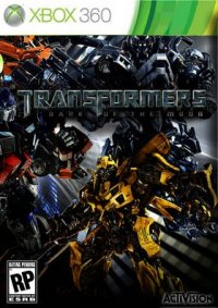 Transformers: Dark Of The Moon Xbox 360