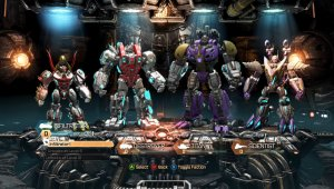 Transformers: Fall for Cybertron ofrece doble XP en el multijugador