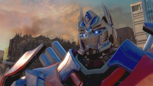 Los Autobots regresan con Transformers: The Dark Sparks