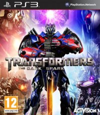 Transformers: The Dark Spark PS3