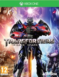 Transformers: The Dark Spark Xbox One