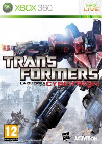 Transformers: The War for Cybertron Xbox 360