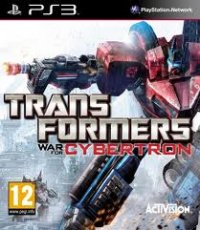 Transformers: The War for Cybertron PS3