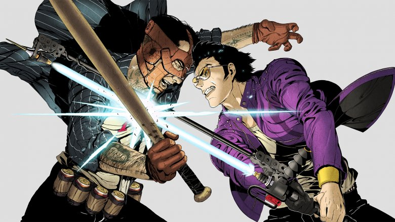 Impresiones Travis Strikes Again: No More Heroes