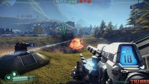 Primer gameplay de Tribes:Ascend