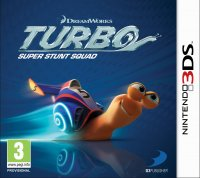 Turbo: Super Stunt Squad Nintendo 3DS
