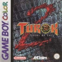 Turok 2: Seeds of Evil Game Boy Color