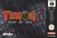 Turok 2: Seeds of Evil Nintendo 64