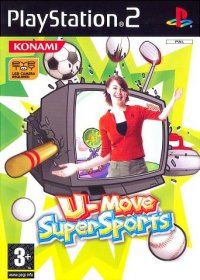 U-Move Super Sports Playstation 2