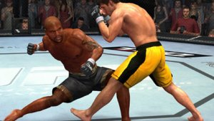 Disponible la demo de UFC 2009 Undisputed