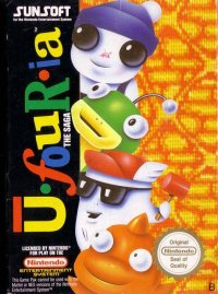 Ufouria: The Saga NES