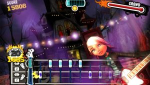 Capturas de Ultimate Band para Wii
