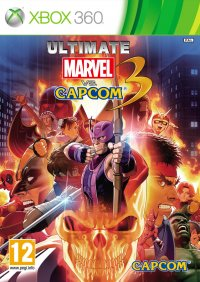 Ultimate Marvel Vs. Capcom 3 Xbox 360