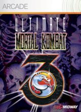 Ultimate Mortal Kombat 3 Xbox 360