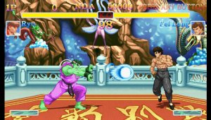 Personaliza tus colores en Ultra Street Fighter II: The Final Challengers