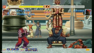 Ultra Street Fighter II ya ha finalizado su desarrollo