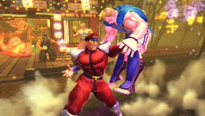 Ultra Street Fighter IV, para PlayStation 4, recibe su primer update