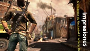 Uncharted 2: Among Thieves Beta Multijugador