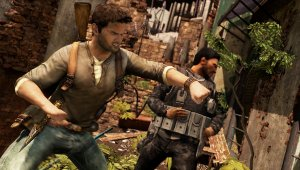 Naughty Dog quiere Uncharted Trilogy en PlayStation 4
