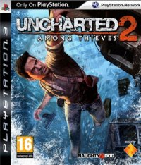 Uncharted 2: El Reino de los ladrones PS3