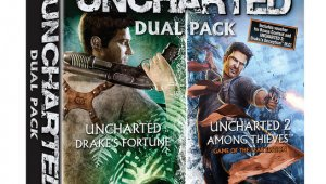 Uncharted Greatest Hits llegará a PS3