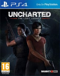 Uncharted: El Legado Perdido PS4