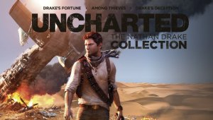 Uncharted: The Nathan Drake Collection, por separado y en físico en España