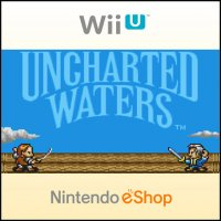 Uncharted Waters: New Horizons Wii U