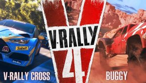 V-Rally 4 muestra dos de sus modos; llegará a PC, PS4, One y Switch