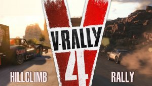 V-Rally 4, para PC, PS4, One y Switch, muestra los modos Rally y Hillclimb