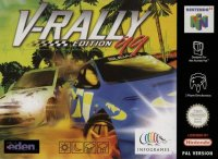V-Rally Edition '99 Nintendo 64