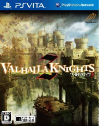 Valhalla Knights 3 PS Vita