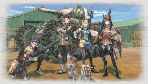 SEGA presenta Valkyria Chronicles 4 para PS4, Xbox One y Nintendo Switch