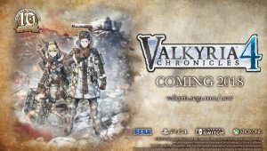 La demo de Valkyria Chronicles 4 llega a PS4, Xbox One y Nintendo Switch
