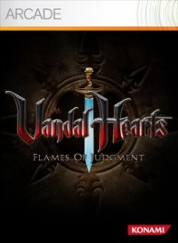 Vandal Hearts: Flame of Judgment Xbox 360