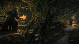 Revelados los artworks del cancelado Eternal Darkness 2