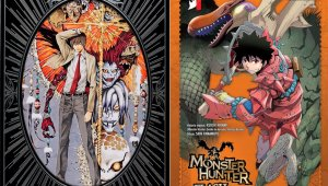 Novedades Manga/Anime para España (13 al 19 de abril): Monster Hunter Flash