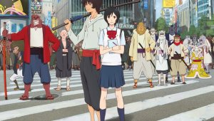 Tráiler de The Boy and the Beast de Mamoru Hosoda