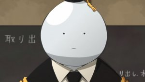Segundo anime y nueva película para Assassination Classroom