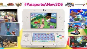Nintendo sorteará una New Nintendo 3DS cada hora en la Madrid Games Week
