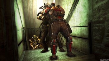DLC Cooperativo para Army Of Two: The 40th Day en Abril